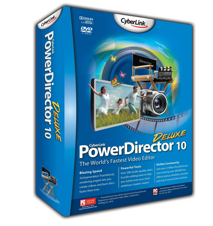 CyberLink PowerDirector что это за программа