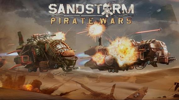 Sandstorm Pirate Wars на компьютер