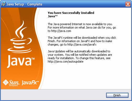 Java runtime что это за программа