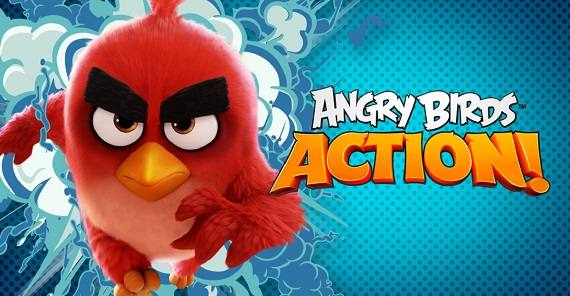 Angry Birds Action! на компьютер
