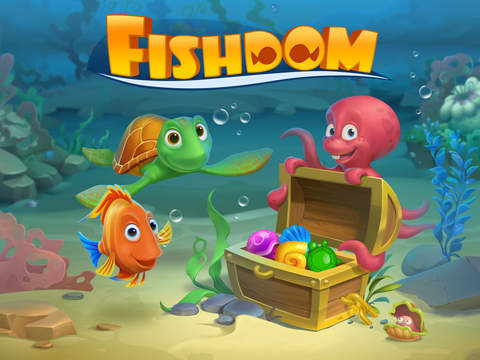 Fishdom: Deep Dive на ПК