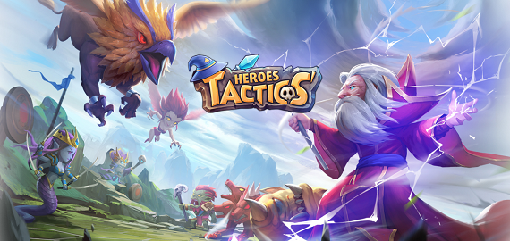 Heroes Tactics: War & Strategy на ПК