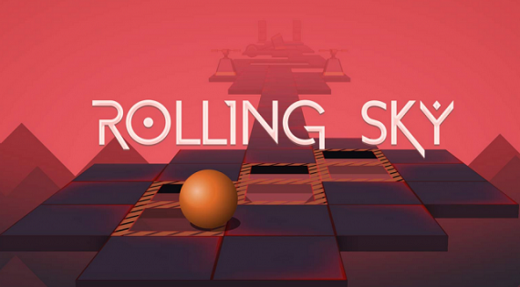 Rolling Sky на компьютер