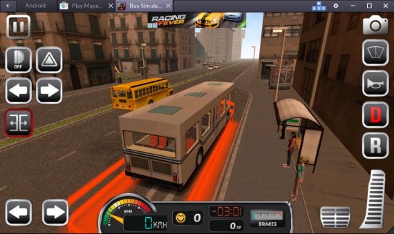 Bus Simulator 2015 на PC