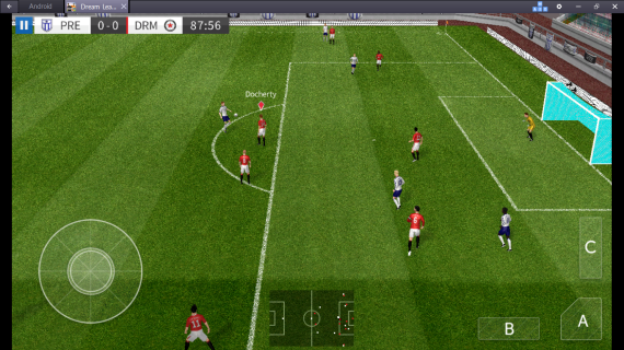 Dream League Soccer 2016 на PC