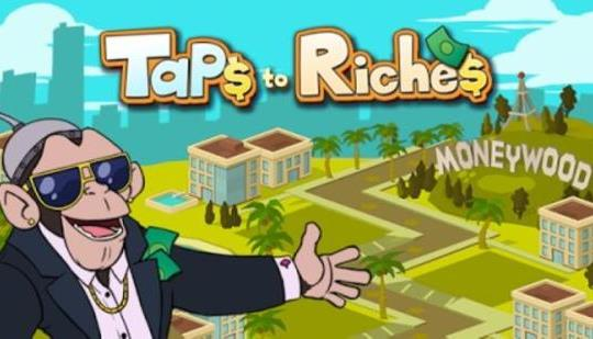 Игра Taps to Riches на компьютер