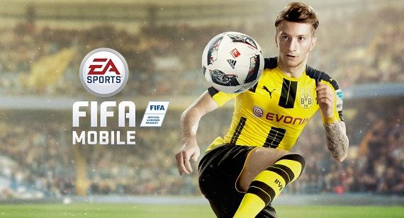 скачать игру на компьютер Fifa Mobile - фото 11