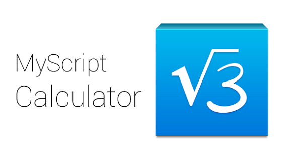 Программа MyScript Calculator на PC