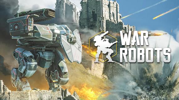 Игра War Robots на ПК