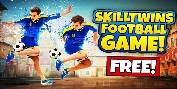 Игра SkillTwins Football Game на компьютер