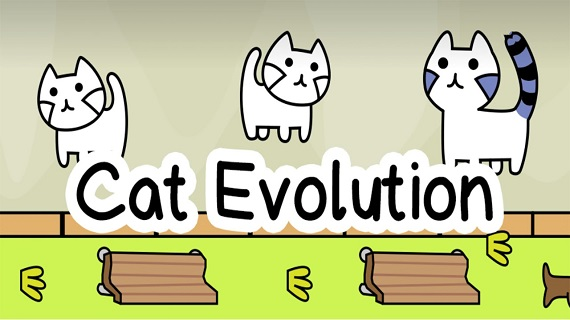 Игра Cat Evolution на компьютер
