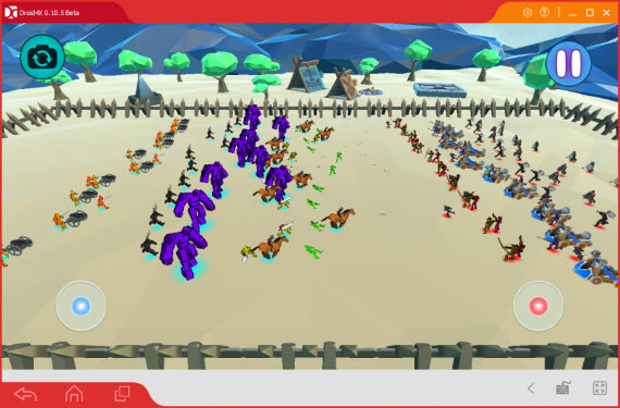Установка Epic Battle Simulator на PC