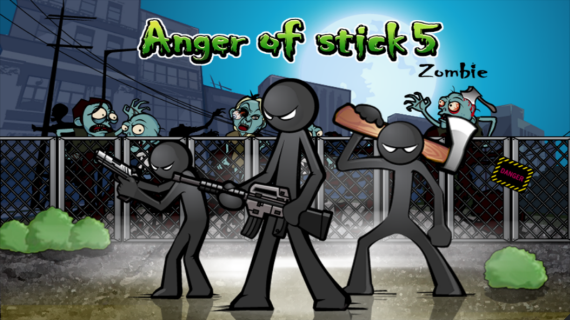 Anger of Stick 5 на компьютер