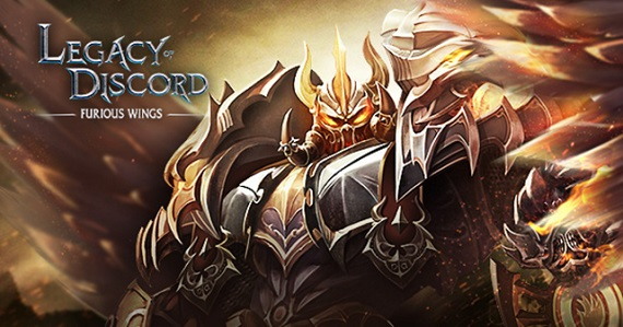 Legacy of Discord-Furious Wings на PC