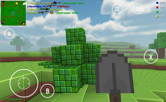 Блокада 3D Игровой процесс 2