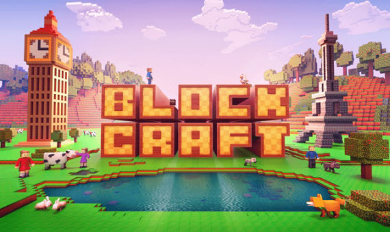 Block Craft 3D LOGO
