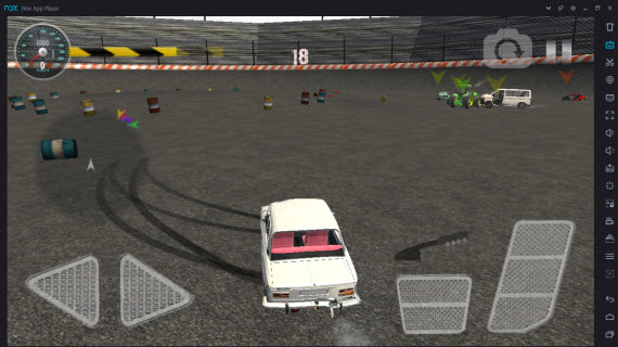 Derby Destruction Simulator в Nox App Player