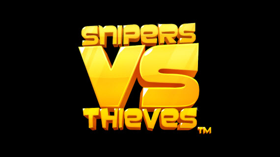 Snipers vs Thieves LOGO