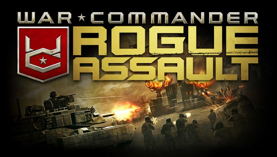 War Commander Rogue Assault LOGO