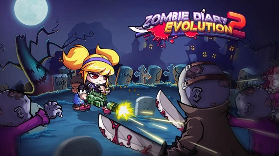 Zombie Diary 2 Evolution LOGO
