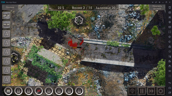 Defense Zone 3_nox app player