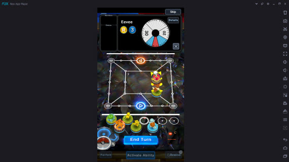 Pokémon Duel_Nox App Player