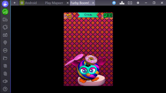 furby boom_BlueStacks2