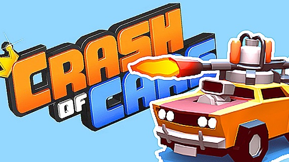 Crash of Cars_LOGO