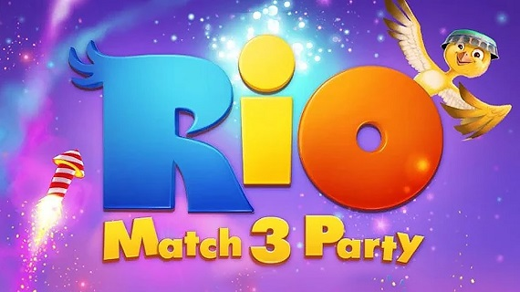 Rio Match 3 Party_LOGO