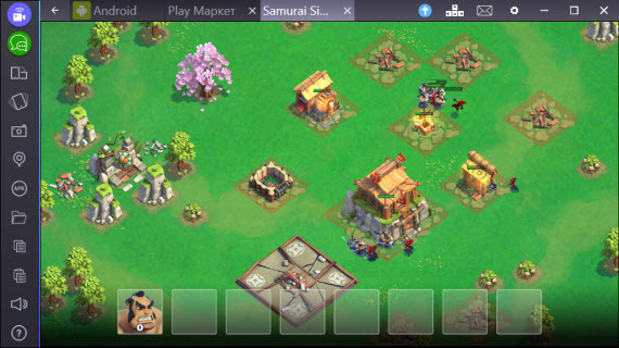 Samurai Siege_BlueStacks2