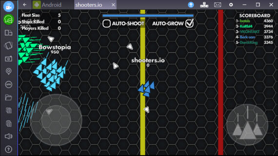 Shooters.io Space Arena_BlueStacks2
