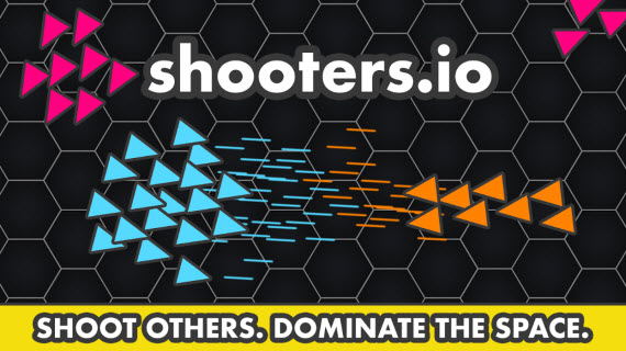 Shooters.io Space Arena_LOGO