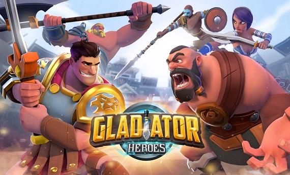 Gladiator Heroes_LOGO