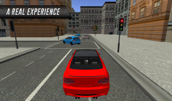 City Car Driving_screen2