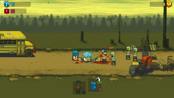 Dead Ahead Zombie Warfare_screen2