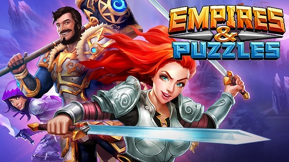 Empires & Puzzles RPG Quest_LOGO