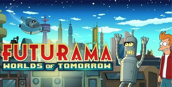 Futurama Worlds of Tomorrow_LOGO