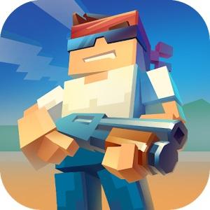 Pixel Combat Zombies Strike_LOGO