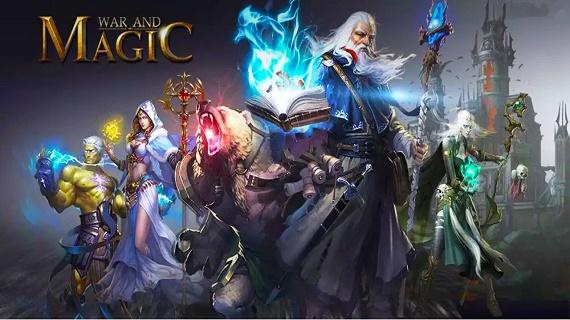 War and Magic_logo