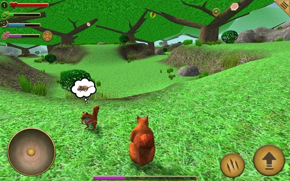Скачать Squirrel Simulator на ПК