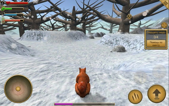 Скачать Squirrel Simulator на компьютер