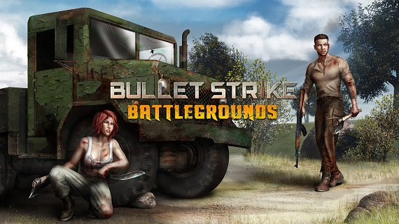 Bullet Strike Battlegrounds