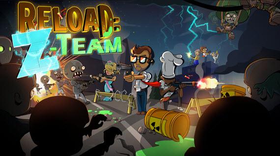 Reload The Z-Team