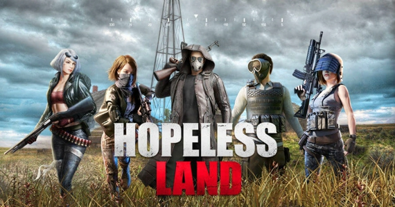 Hopeless Land Fight for Survival