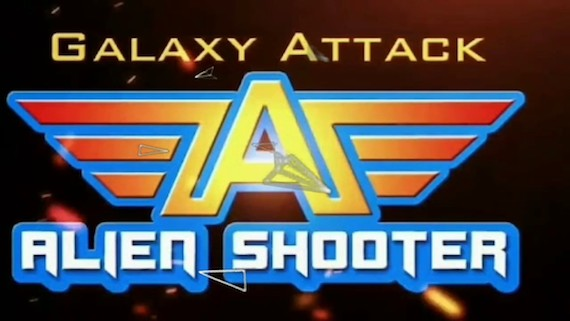 Galaxy Attack- Alien Shooter