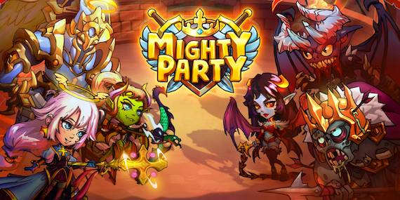 Mighty Party - Клэш Героев