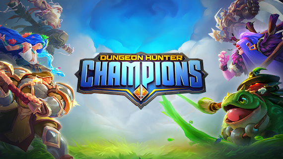 Dungeon Hunter. Чемпионы